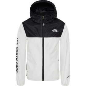 335a16c322 The North Face Reactor Wind Jacket Youth TNF white